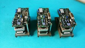 Lot Of 3 Cavro Pump Systems P n s 730045 And 728317