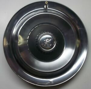 1960 S American Motors Rambler 14 Inch Hubcap Need Help To Identify Year Make
