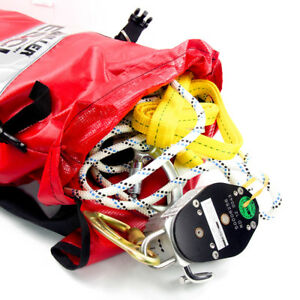 Se 200ft Miller Safescape Elite Rescue System 200 Ft Length 330 Lb Capacity