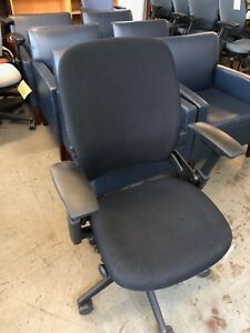 Executive Chair By Steelcase Leap V2 2006 sold As is