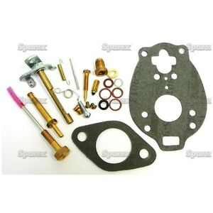 Complete Carburetor Rebuild Kit Fits Massey Ferguson To20 to30 Tsx458