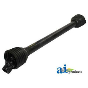 Pto Shaft For Post Hole Diggers