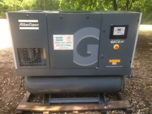 20 Hp Atlas Copco Air Compressor