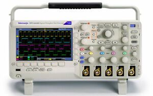 Tektronix Dpo2024b 200 Mhz 4 Channel Digital Oscilloscope New