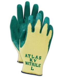 Showa Best Atlas Kv350 Para aramid Cut Resistant Gloves Xl 12 Pairs