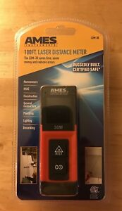 Ames 100ft Laser Distance Meter Ldm 30