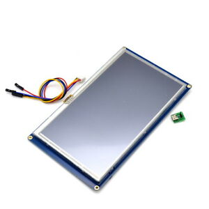 7 7 0 Inch Tft Lcd Module Font Ic 800x480 Ssd1963 Arduino Due Mega2560 3 5 4 3