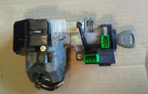 04 05 Honda Civic Ignition Switch Automatic Transmission With Key Key Switch