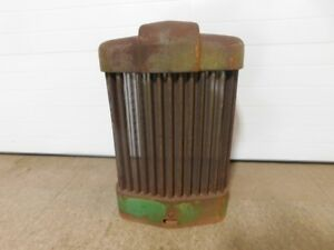John Deere Early 40 S U Tractor Front Nose Am1962t 12779