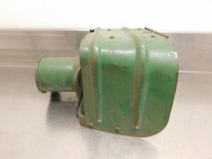 John Deere 40 420 430 320 330 Tractor Pto Shield With Casting M2065t 12788