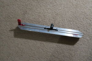 Control Joint Walking Groover 4 X 24 Concrete Tool Made In The Usa