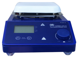T2 hs380 Lab Mixer Hot Plate Magnetic Stirrer 380c 1500 Rpm Led Display