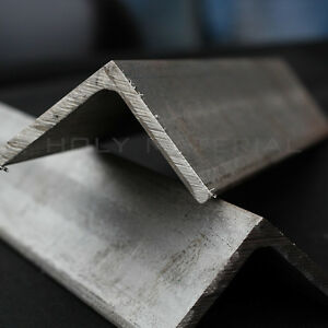1pc 304 Stainless Steel Structural Angle 30mm 30mm 500mm thickness 3mm eb4a Gy