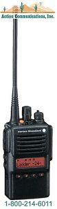 New Vertex standard Vx 824 Uhf 450 512 Mhz 5 Watt 512 Channeltwo Way Radio