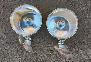 New Lucas Slr700 flame Thrower 7 inch Spot lamps pair