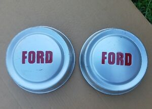 1957 1958 1959 1960 Ford F100 Truck Pickup Truck Hubcaps Nos