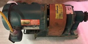 Sm Cyclo Hc3095 Gear Motor Speed Reducer 25 1 Ratio 3 Phase