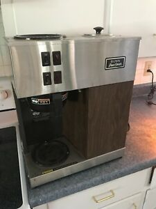 Bunn Commercial Coffee Maker Vpr Series Made Usa