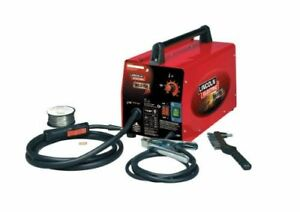 Lincoln Electric Wire Feed welder Machine 115 volt 88 Amp Flux core Portable11