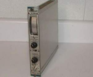 Tennelec Tc 590 Ratemeter Nim Bin Modular