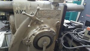 10hp 2ck Kearney Trecker Horizontal Milling Machine New Markdown