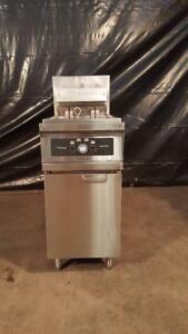 Frymaster H114sc Electric Deep Fryer W Solid State Controls