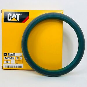 Cat 142 5867 Front Engine Main Crank Seal 3406 By Caterpillar C15