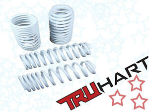 For 02 04 Acura Rsx Dc Dc5 Type S Base Type R Truhart Lowering Springs Th h411