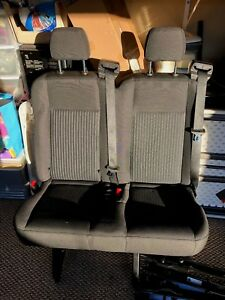 2015 2016 2017 2018 Ford Transit Van Passenger Rear Seats 2 Rows 5 Seats