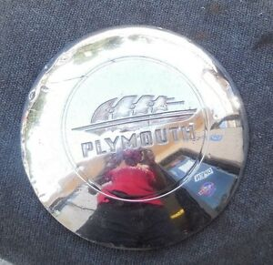 Dog Dish Hubcap 1946 47 48 Plymouth Mounting Hole On Back Side Is 7 1 4