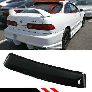 For 1994 2001 Acura Integra Dc Type r Smoke Tinted Rear Roof Aero Window Visor