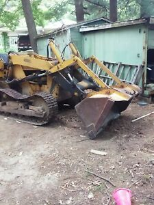 Case 450 Loader Crawler Dozer Tractor