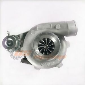 T25 Gt25 Gt28 Gt2860 Gtx2860r Dual Ball Bearin Billet Wheel Turbo A r 86 Exhaust