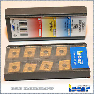 Cnmg 431 Tf Ic9025 Iscar 10 Inserts Factory Pack