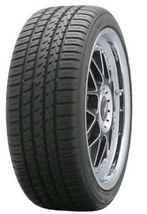 4 New 205 55zr16 91w Falken Azenis Fk450 As All Season Tires Set Of 4