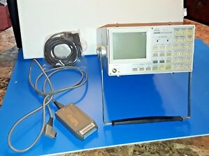 Sony Tektronix 308 Data Analyzer With Probe Vintage 1980 Tested For Power