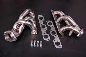 94 98 99 04 For Ford Mustang V6 3 8l Stainless Steel Performance Race Headers