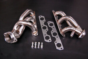 94 98 99 04 Ford Mustang V6 3 8l Stainless Steel Performance Race Headers 3 8