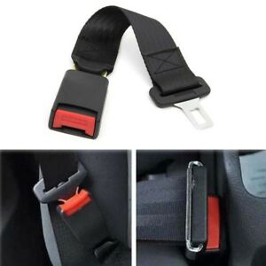 Car Auto Seat Safety Belt Extender Extension Buckle Seat Belts Padding Extender