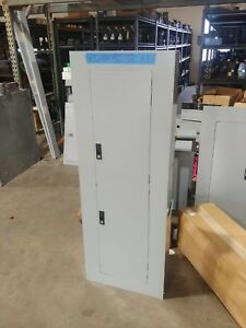 New Ge 400a Mlo Breaker Panel 150a Sub Main 36cir With Breakers