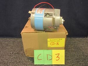 Honeywell Dc Motor Aircraft Galaxy C 5 2371 02 24 Volts Electric 33vm82 000 5