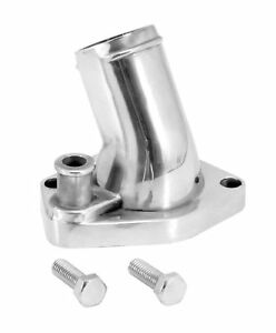 Spectre 42321 Chrome Thermostat Housing Water Outlet Neck Sbf Ford 302 351 V8
