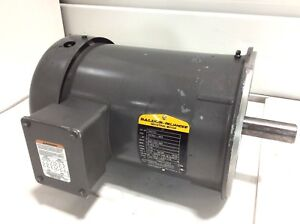 New Baldor Vm3703 3hp Electric Motor 208v 230v 460v 3phase 1725rpm 213c Frame