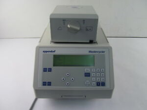 Eppendorf 5333 Mastercycler Pcr Thermal Cycler 96 Well 27841