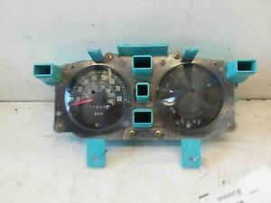 1982 Ford Courier Speedometer