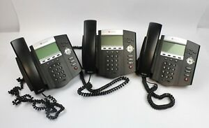Polycom Soundpoint Ip450 Ip Phone lot Of 15