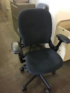 Executive Chair By Steelcase Leap V1 2000