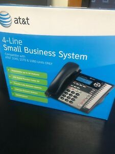 At t Small Business System 2 line Compatible With At t 1040 1070 1080 Units