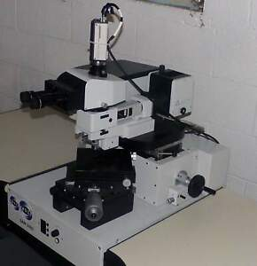 Ernst Leitz Ksi Sam 2000 Gmbh Ultrahigh Frequency Scanning Acoustic Microscope
