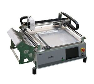 For Prototype Smt Machine Small Pick And Place Machine Neoden3v std 23 Feeders